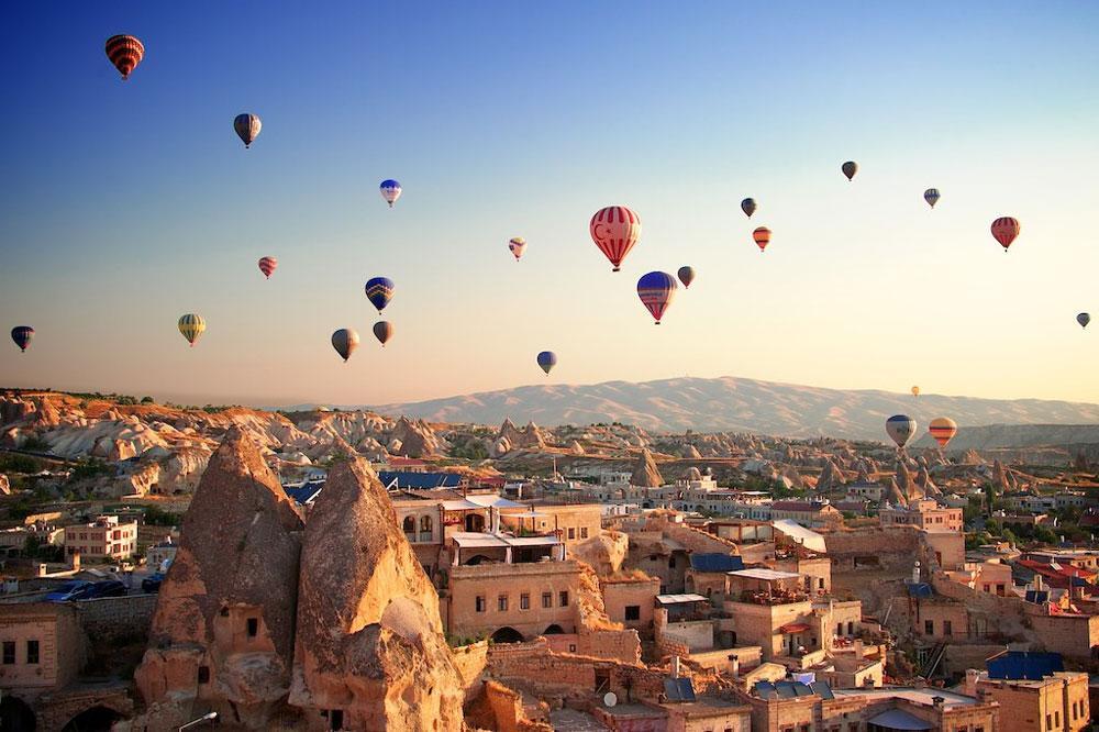 Cappadocia-Turkey