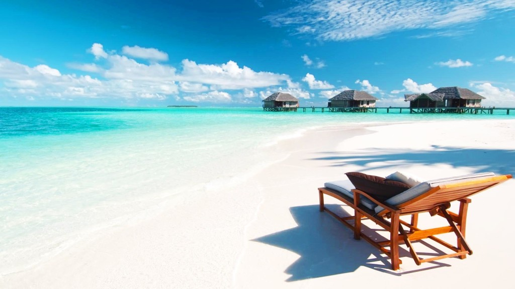 Maldives-Beache