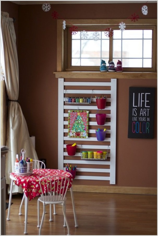 17 Amazing Ways How to Repurpose Old Baby\'s Furniture - The ART in LIFE