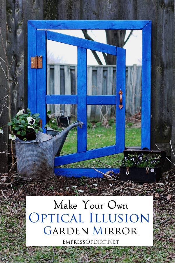 12 Ideas for using doors and windows in the garden. Repurpose from the thrift shop or junk pile and see what you can make for your backyard including arbors and privacy screens.