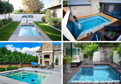 20+ Ideas For Amazing Mini Swimming Pools In Your Backyard