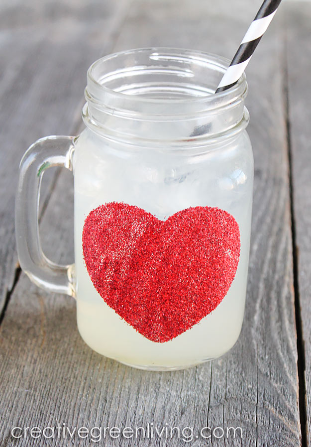 Dishwasher-Safe-Glittered-Heart-Mugs