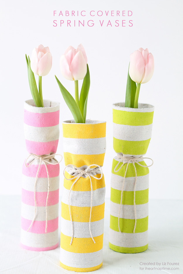 Fabric-Covered-Spring-Vases