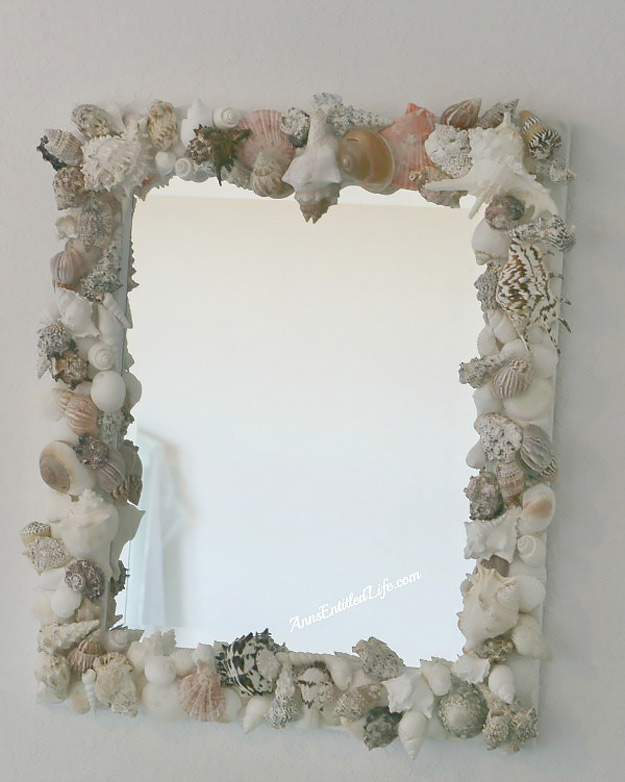 Sea-Shell-Mirror