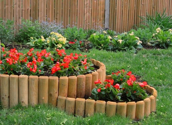 THE ART IN LIFE Garden Bed Edging (12)