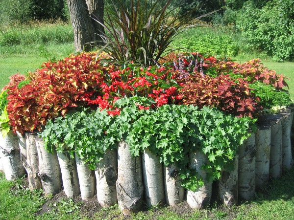 THE ART IN LIFE Garden Bed Edging (13)