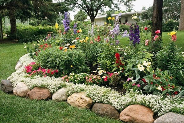 THE ART IN LIFE Garden Bed Edging (15)