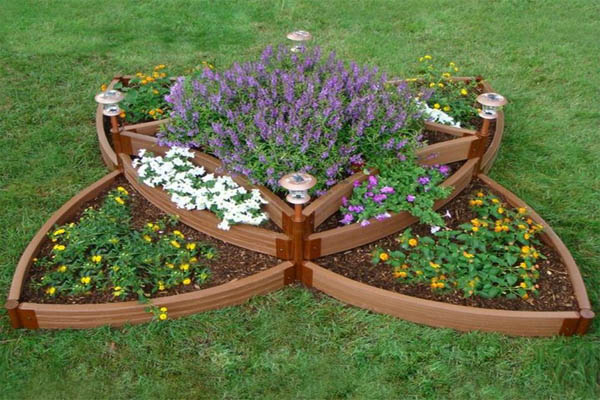 THE ART IN LIFE Garden Bed Edging (9)