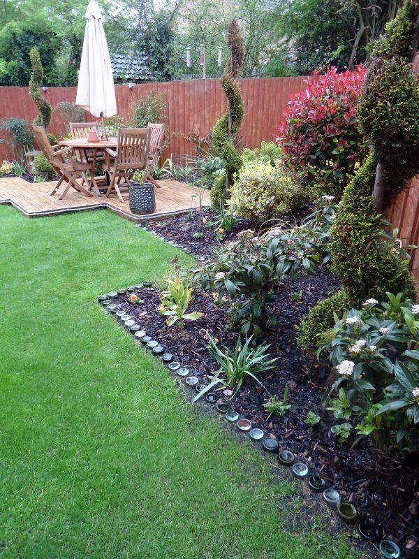 THE ART IN LIFE Garden edging 3