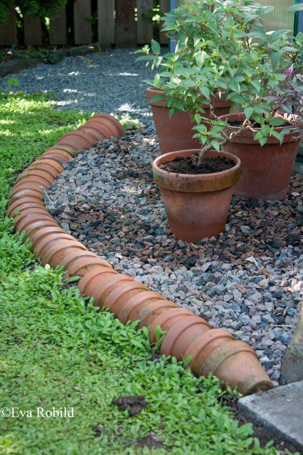 THE ART IN LIFE Garden edging 4