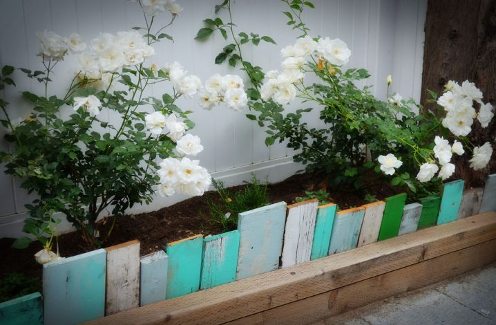 THE ART IN LIFE Garden edging 5