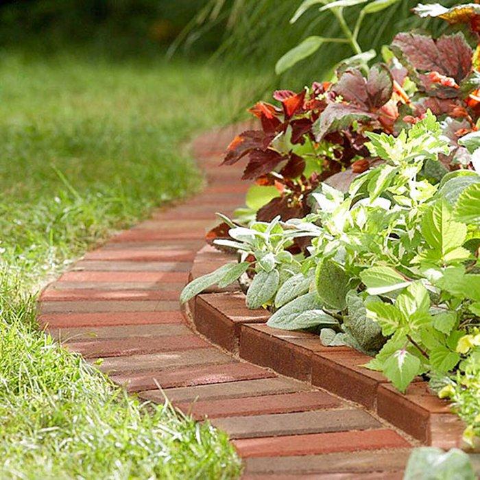 THE ART IN LIFE Garden edging 6 (3)