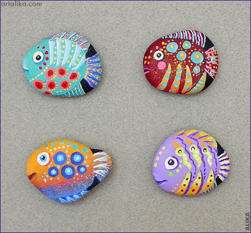 rock painting fun you can make in your free time the art
