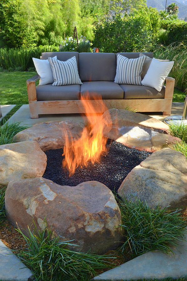 THE ART IN LIFE fire pits 12