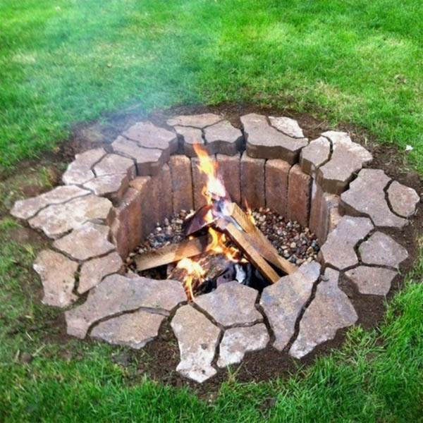 THE ART IN LIFE fire pits 13