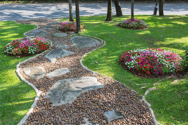 12.-flower-beds-with-stone-walkway