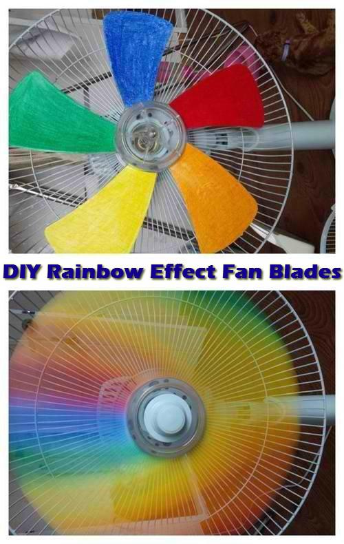 DIY-Rainbow-Fan