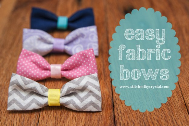 Easy-Fabric-Bows