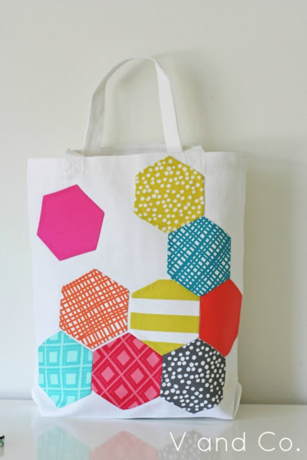 Hexagon-Tetris-Bag