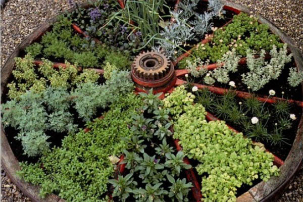 Best 20 Herb Garden Design 2017: 20 Amazing Ideas For Starting Your Own Herb Garden