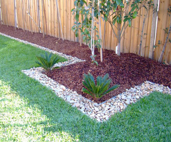 9 Front Garden Ideas Anybody Can Try: 15 Wonderful Garden Edging Ideas With Pebbles And Stones