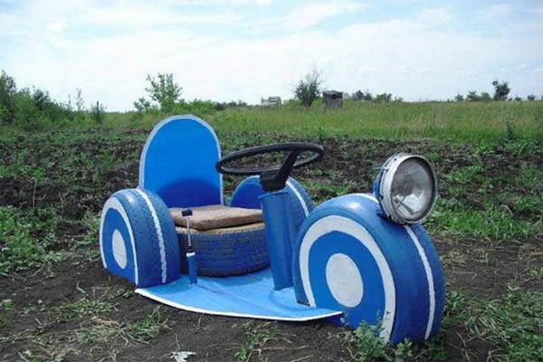 Brilliant ways to re purpose old tires into something new - What can you do with old tires ...