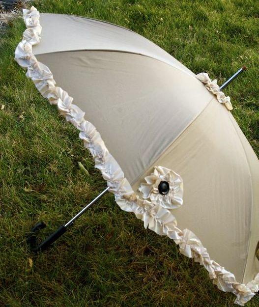 Umbrella-Ruffles