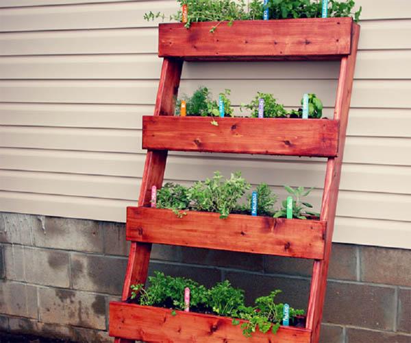 20 Great Herb Garden Ideas: 20 Amazing Ideas For Starting Your Own Herb Garden