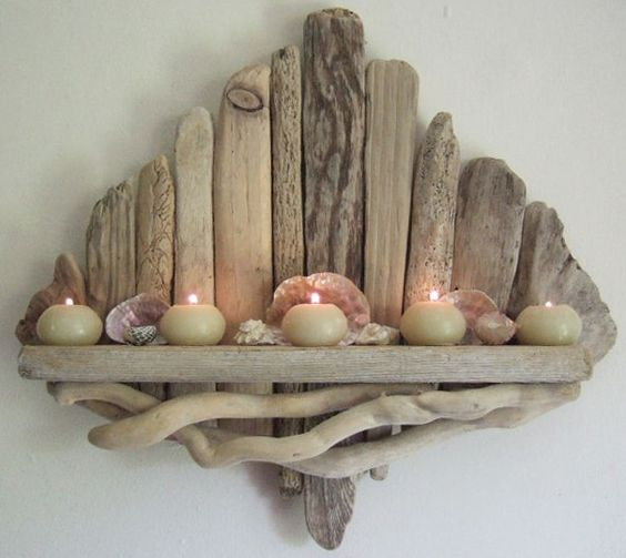 Wonderful DIY Projects You Can Do With Driftwood