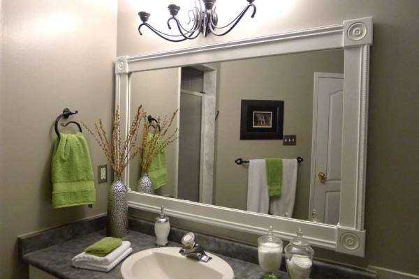decorative-framed-bathroom-mirrors