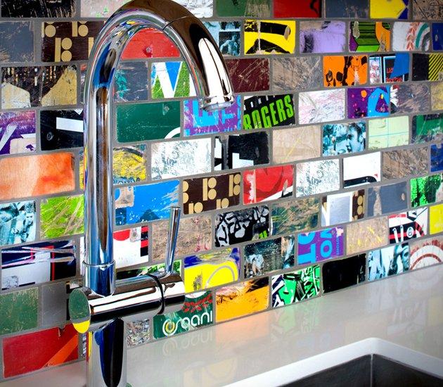 15 inexpensive diy kitchen backsplash ideas and tutorials you should