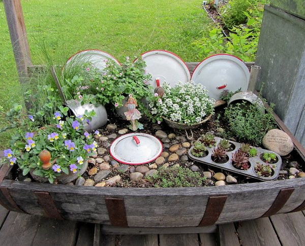 Las 10 mejores ideas de arte de jardín DIY - PositiveGardening