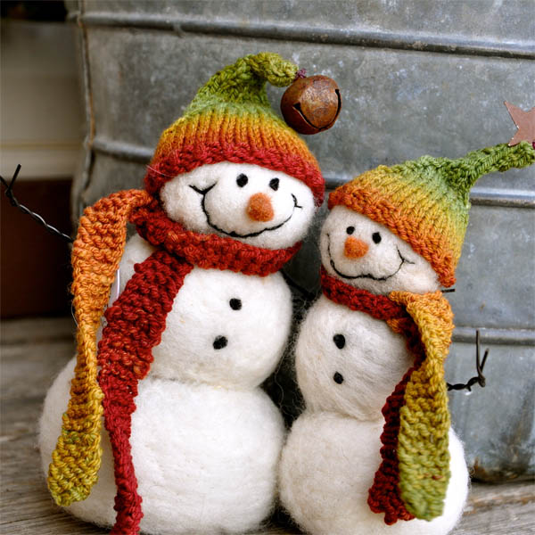 08-snowman-buddies-christmas-outdoor-decoration-homebnc
