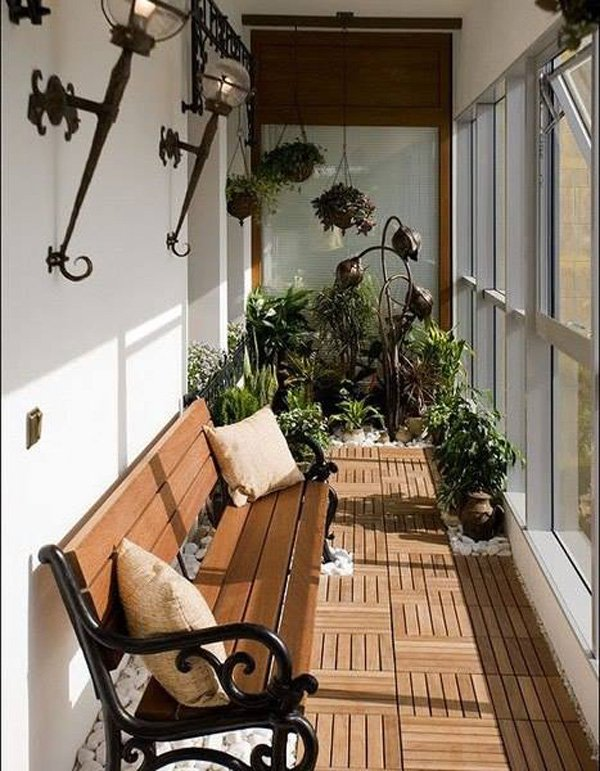 13 Balcony Designs That Ll Put You At Ease Instantly: 13 Awesome Ways To Decorate Your Balcony With Pebbles