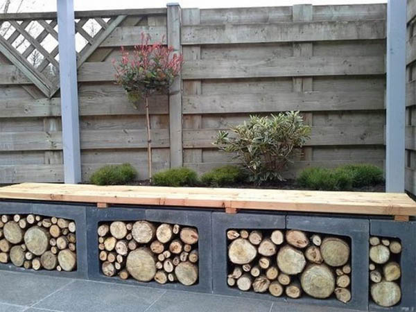 Fire Wood Storage Ideas 21 718x539
