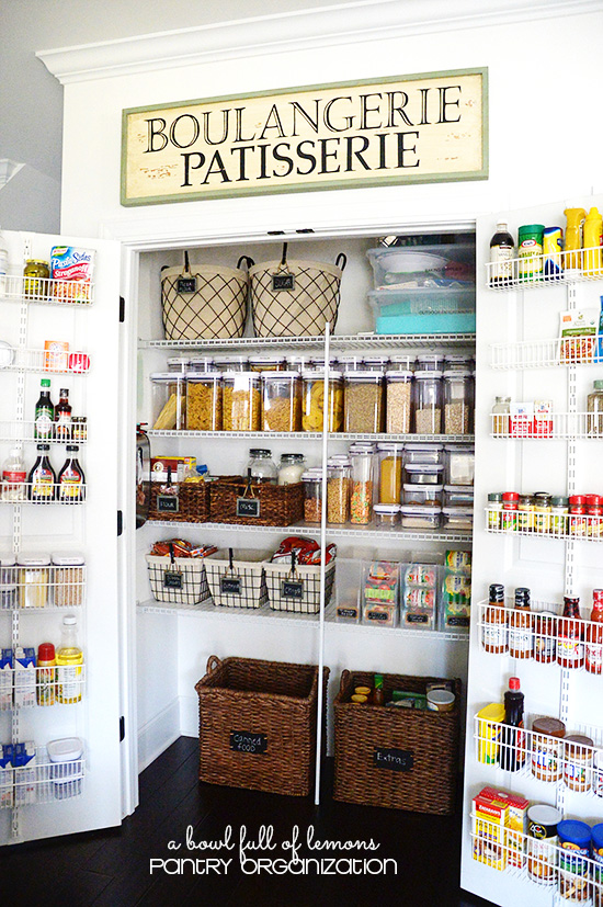 16 Pantry Organization Ideas Youll Wish Youd Thought Of