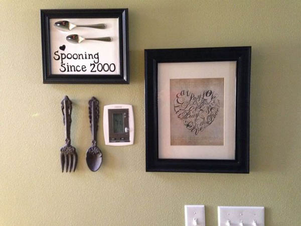 Kitchen Wall Decor Diy : Awesome things you didn t know could do with old