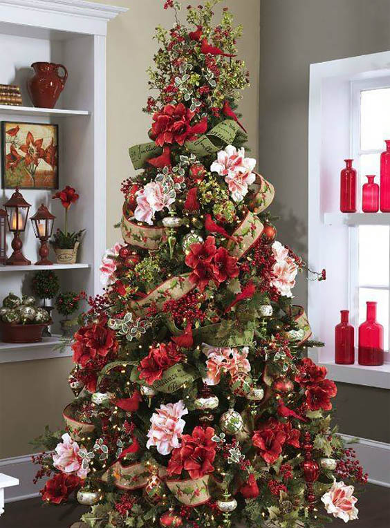 Enjoy in our collections of fabulous Christmas Trees !!! - 20 Eye-Catching Christmas Trees Decorations To Inspire You - The ART