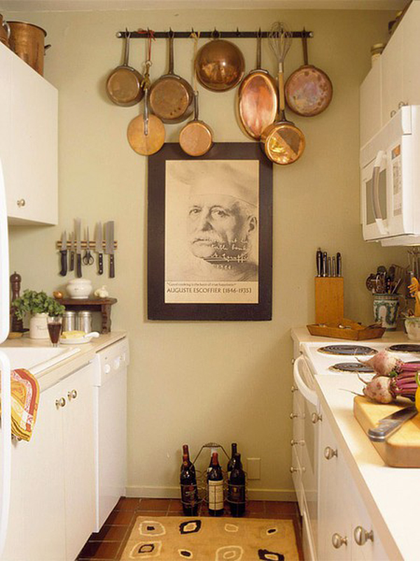 14 clever ideas to squeeze a little extra storage out of