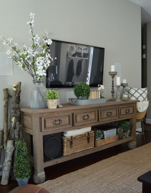 Forestry Decor With A Gentle Chic Touch Part 48