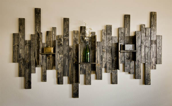 18 Rustic Wall Decor Ideas To Turn Shabby Into Fabulous