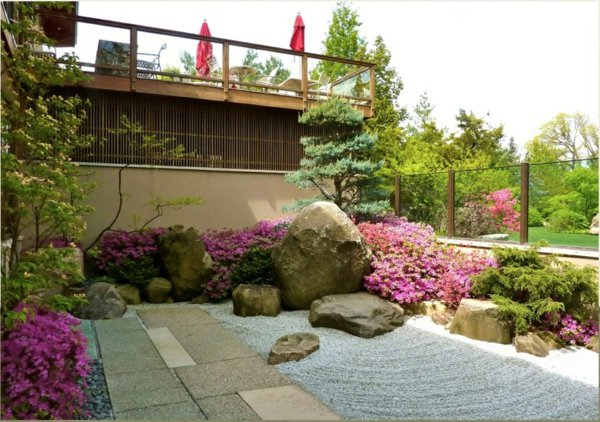 Steingarten Modern. Trendy Magical Zen Gardens Ideas For Your Utmost ...