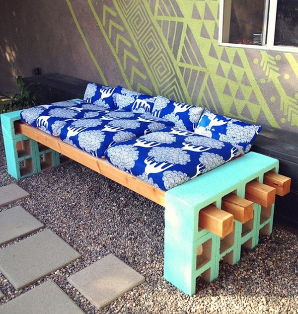 15 Beautiful Diy Bench Ideas That Will Make Your Yard More