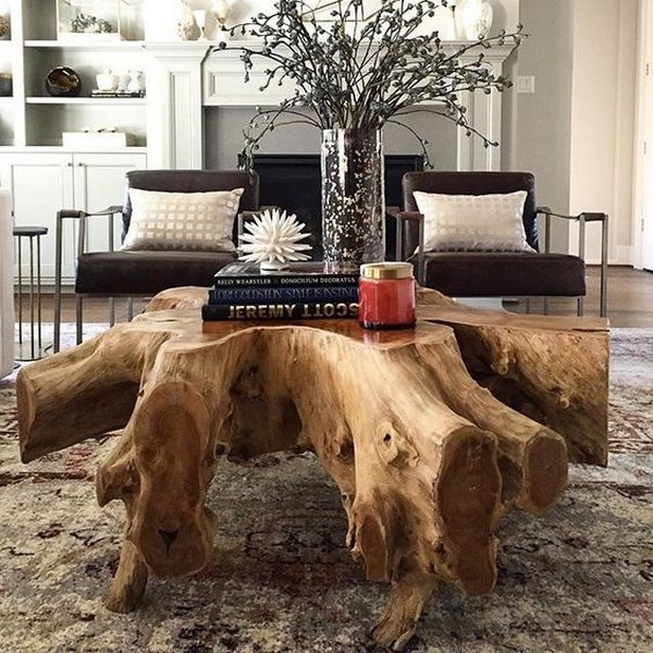 18 Incredible Driftwood Table Ideas!
