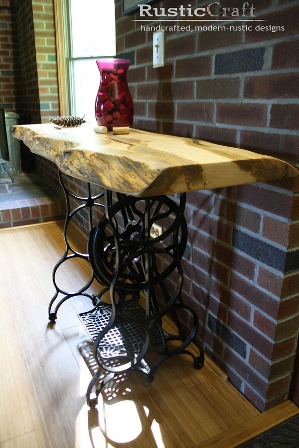 Spool Coffee Table Ideas