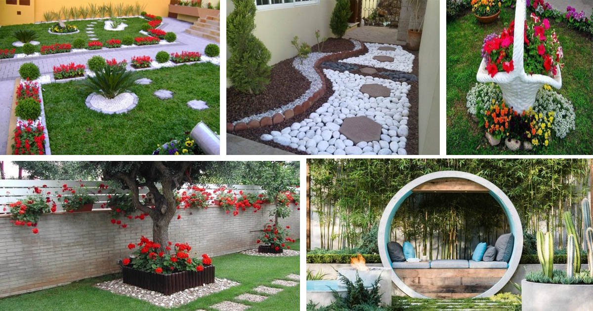 15 Unique Garden Decor Ideas To Do Something Incredible In Your Outdoor Place The Art In Life