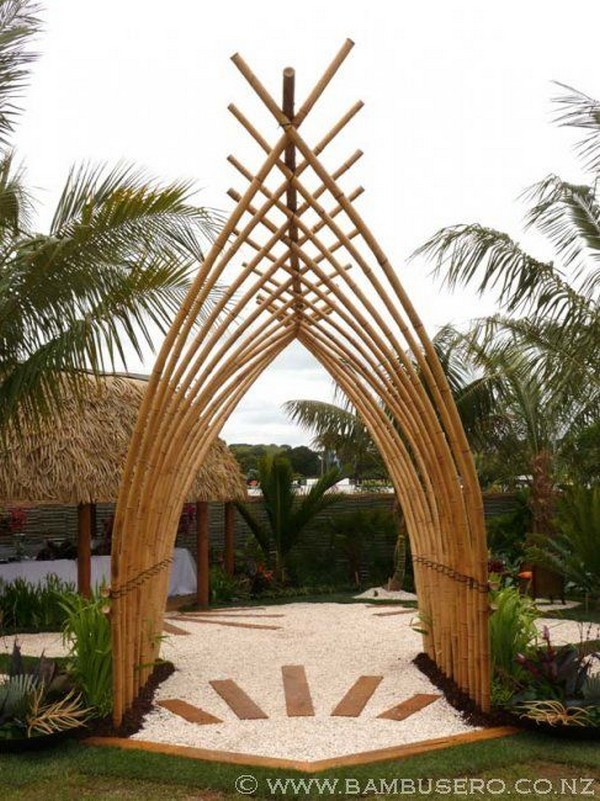 Top 15 Easy And Attractive Diy Projects Using Bamboo The Art In Life