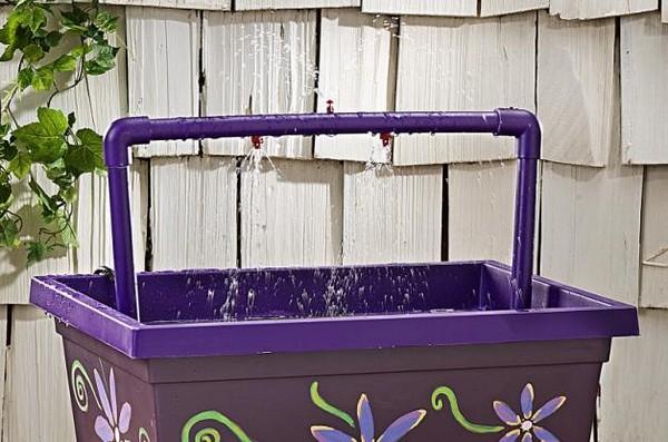DIY Bird Baths