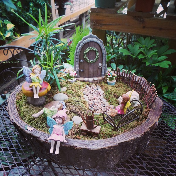 18 Eye-Catching Fairy Gardens That Will Amaze You - The ... - photo#17