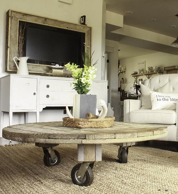 22 ways diy farmhouse decor ideas can make your home. Black Bedroom Furniture Sets. Home Design Ideas